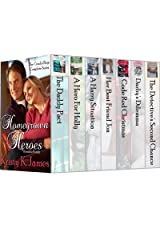 Homegrown Heroes Romance Bundle: The Coach's Boys Complete Series Kindle Edition