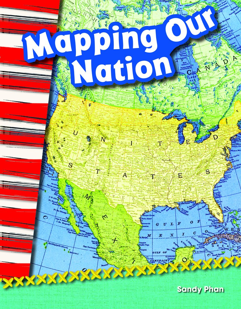 Download Mapping Our Nation (Social Studies Readers : Content and Literacy) ebook