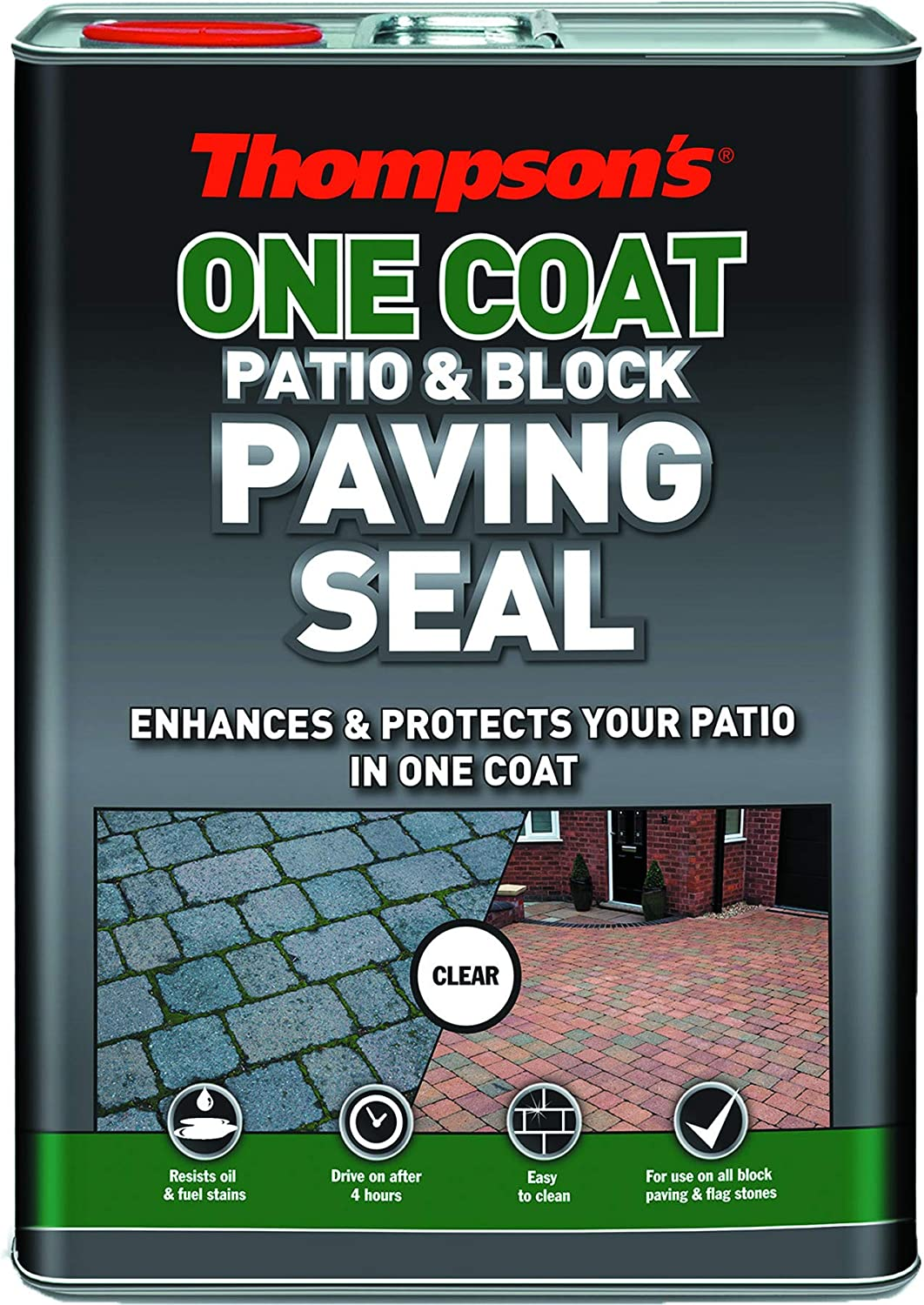 Thompsons Clear One Coat Patio and