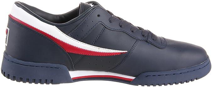 100% authentic 94c60 f80a3 Amazon.com   Fila Men s Original Fitness Lea Classic Sneaker   Fashion  Sneakers