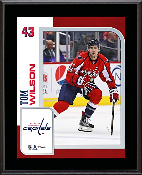 Amazon.com  Tom Wilson Washington Capitals 10.5