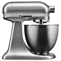 KitchenAid KSM3311XCU Artisan Mini 3.5-QT Tilt Head Stand Mixer