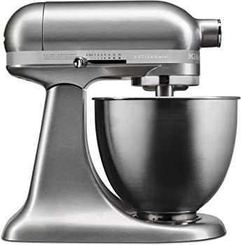KitchenAid KSM3311XCU 3.5-Quart Tilt-Head Stand Mixer