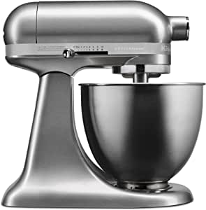 Amazon Com Kitchenaid Ksm3311xcu Artisan Mini Series Tilt