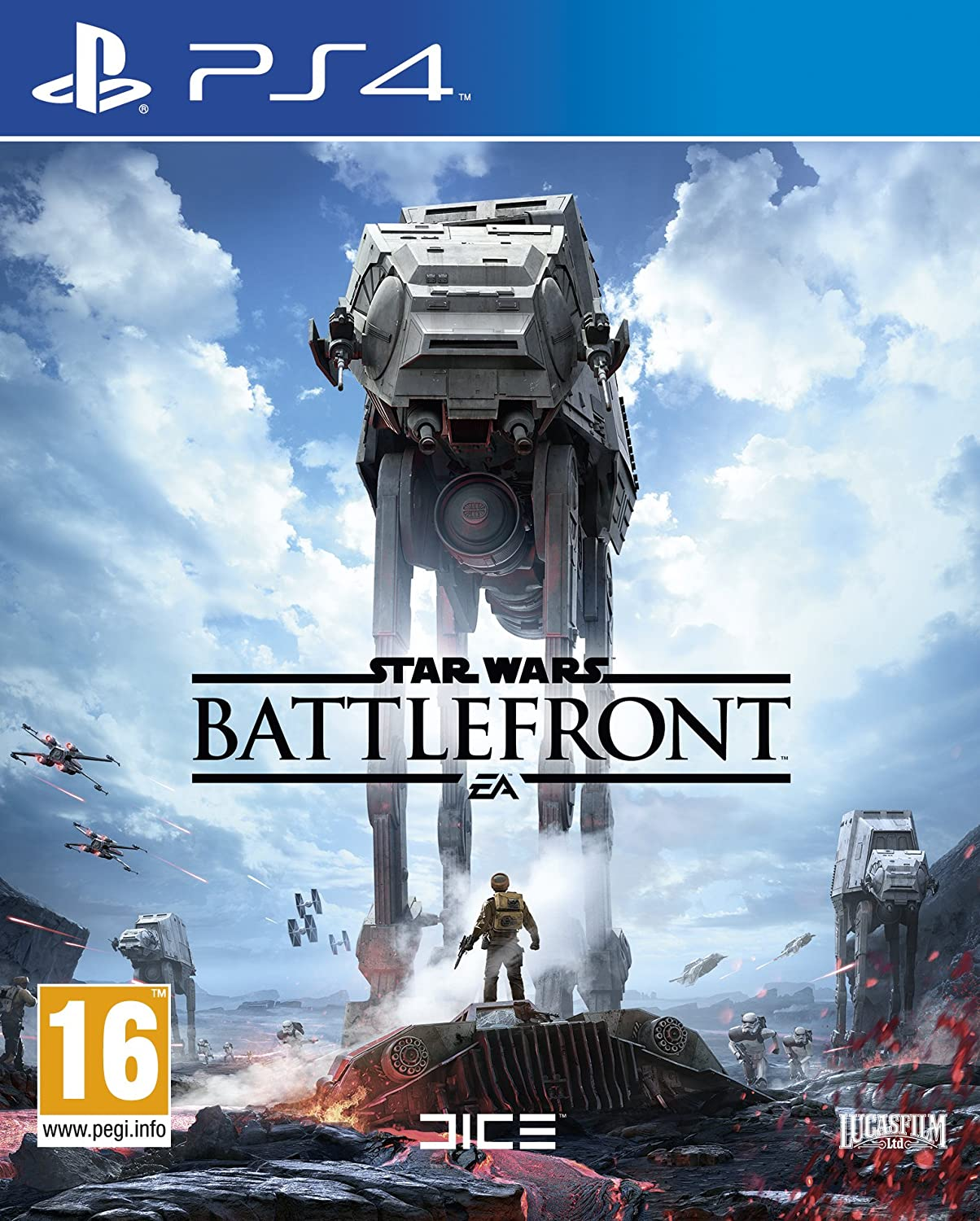 Star Wars Battlefront PS4 Game [Importación inglesa]: Amazon.es: Electrónica