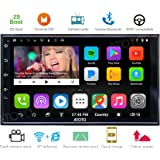 [NEW] ATOTO A6 2DIN Android Car Navigation Stereo with Dual Bluetooth & 2A Charge -Premium A62710P 1G/16G Car Entertainment Multimedia Radio,WiFi/BT Tethering internet,support 256G SD &more