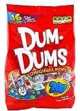DUM DUMS Lollipops, 200 Count Bag