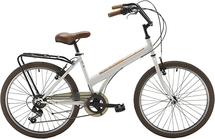 Berg Cycles Bicicleta Crosstown Urban 20 Blanco Unica: Amazon.es: Deportes y aire libre