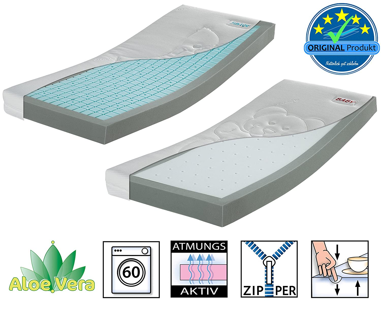 Die Baby-und Kleinkindseite und alle Vorteile der Matratze von Betten-ABC im Überblick