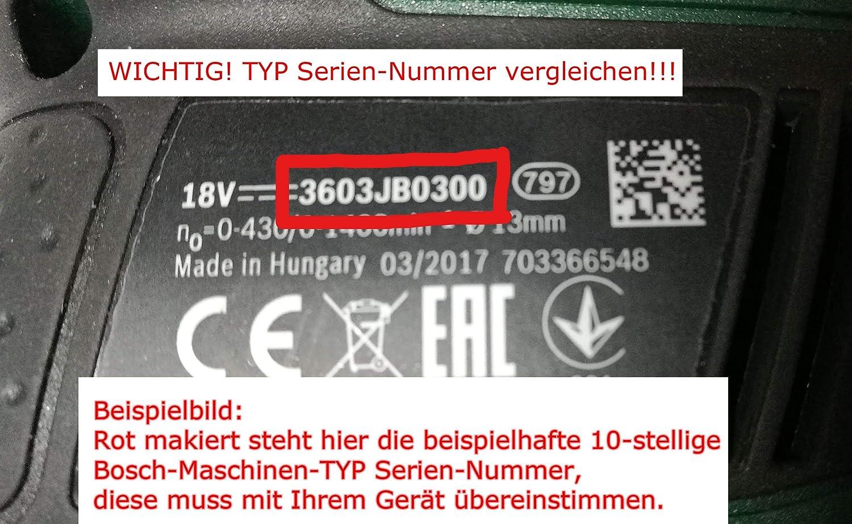 GBH 36 VF-LI Professional. GBH 2-26 DFR GBH 2-28 DFV GBH 4-32 DFR GBH 3-28 DFR Mandrino autoserrante originale Bosch SDS-plus GBH 2-24 DF
