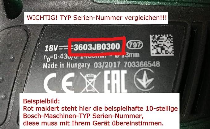 BOSCH Motor 2609120084 zu PSR 1440 2499 2599 2609120082 **TYP NR VERGLEICHEN!**