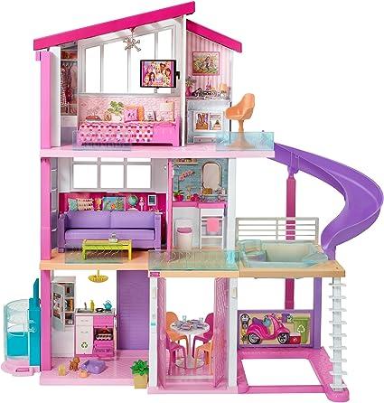 Barbie DreamHouse on