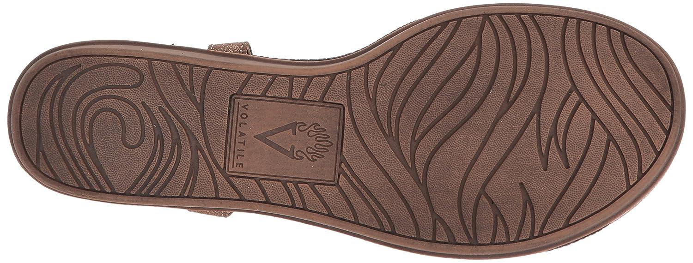 Volatile Volatile Volatile Women's Aura Sandal 9 M US Copper B074H45SSG cdecc5