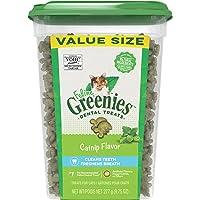 FELINE GREENIES Natural Dental Care Cat Treats 9.75-11 oz