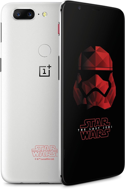 OnePlus 5T edición Star Wars - Smartphone (15,3 cm (6.01