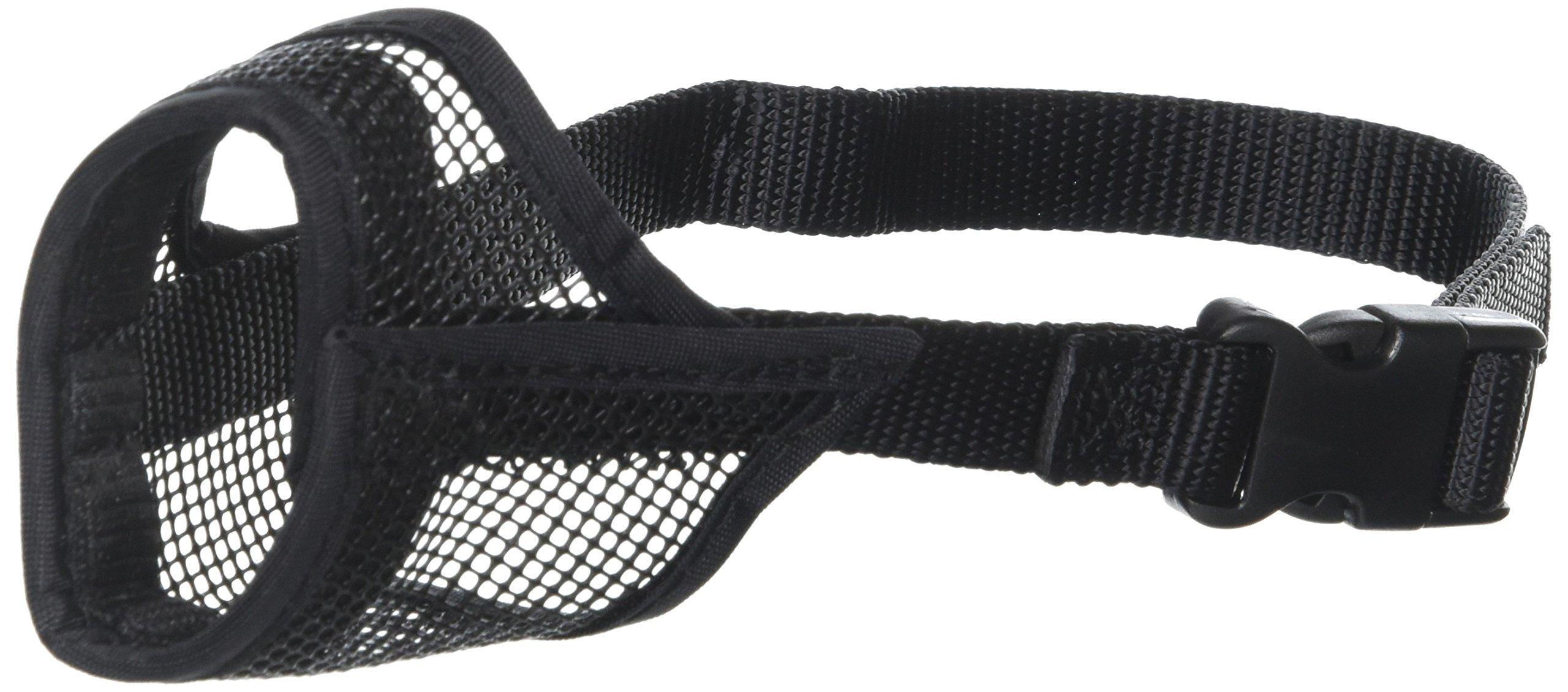 Coastal Pet Products DCP13003 Nylon Fabric Dog Muzzle, Size 3