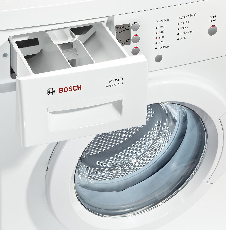 Bosch WAE28143 - Lavadora (Independiente, Carga frontal, Blanco ...