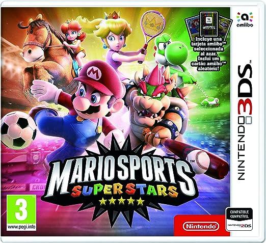 Mario Sports Superstars + Tarjeta Amiibo - Edición Limitada ...