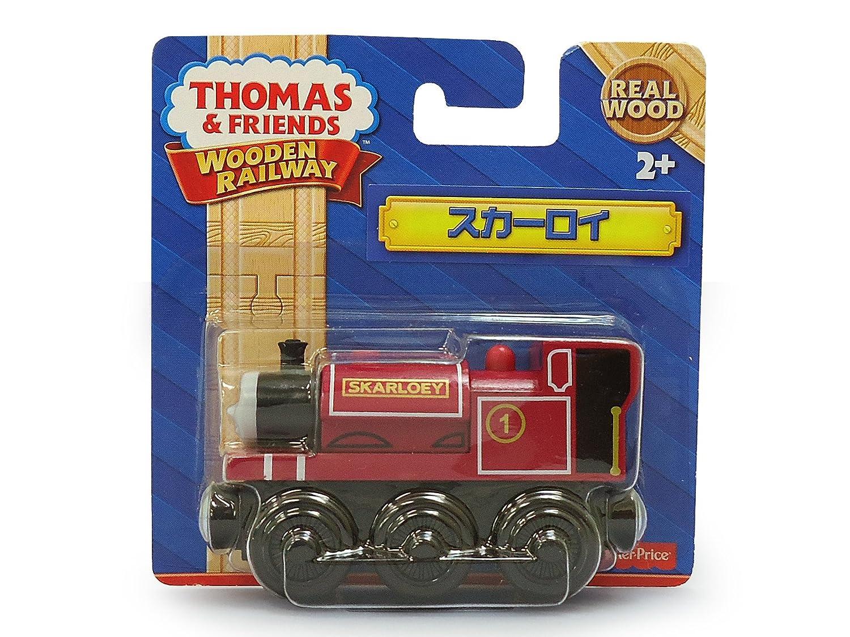 Amazon Thomas Friends Fisher Price Wooden Railway Skarloey Toys Games