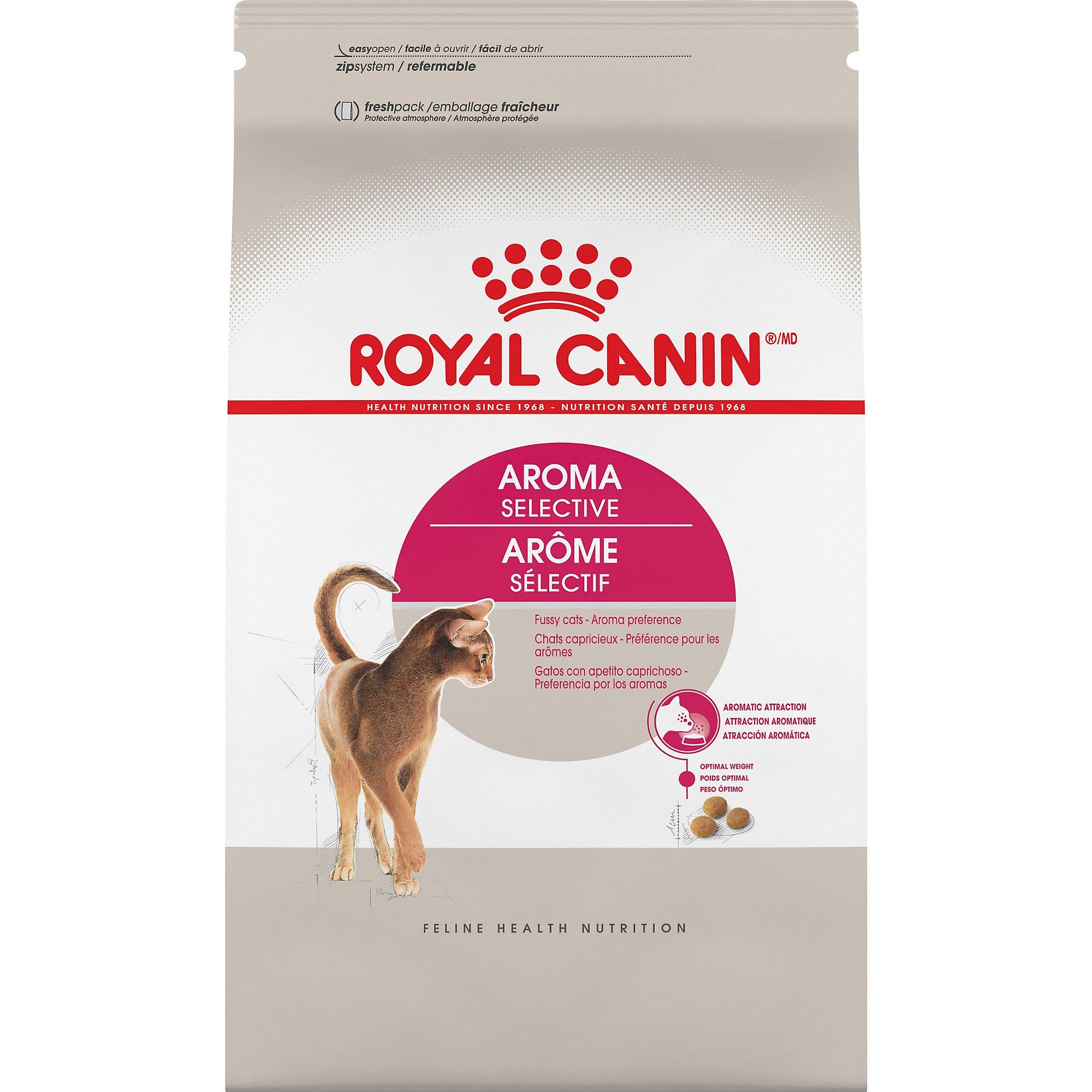 Royal Canin FELINE HEALTH NUTRITION Aromatic Selective dry cat food