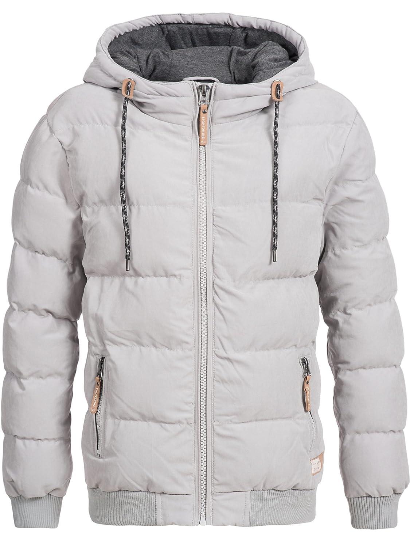 Eight2Nine Herren H5341N44318B Winterjacke Jacke Steppjacke mit Kapuze B075H4R2XW Jacken Ausgezeichnetes Handwerk