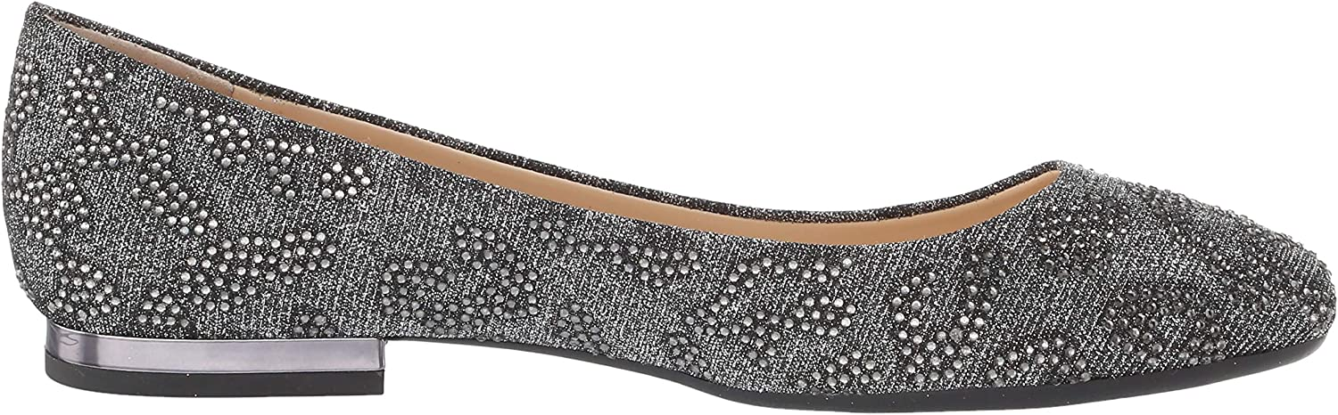 Jessica Simpson Womens Ginelle Ballet Flat