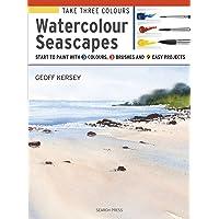 Take Three Colours: Watercolour Seascapes