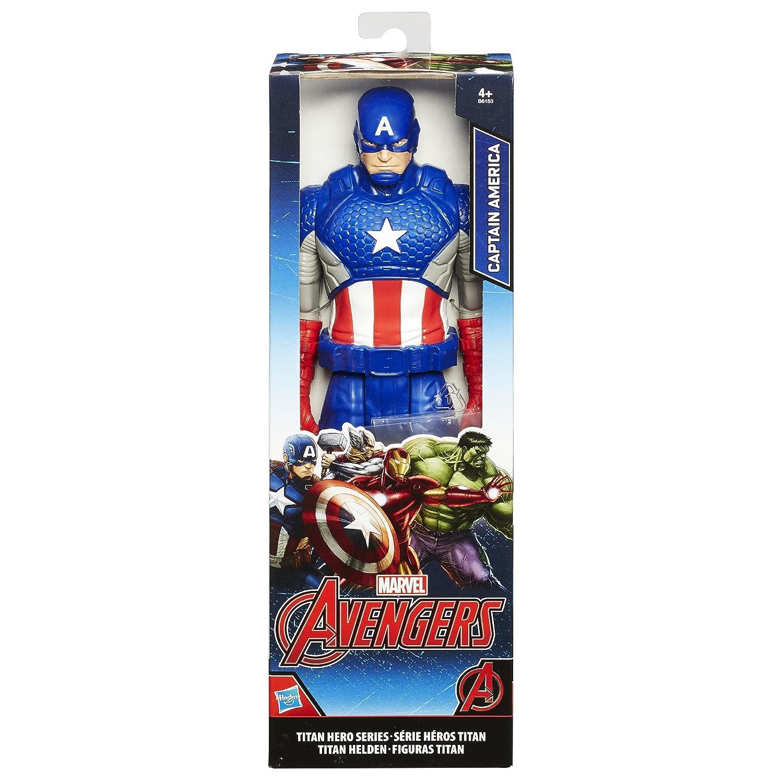 Action- & Spielfiguren Marvel Avengers Titan HeldenWinter SoldierAction Figur Hasbro NEU