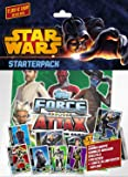 Topps to90799 - Clone Wars - Force Attax Serie 5 Trading Card Starter Pack