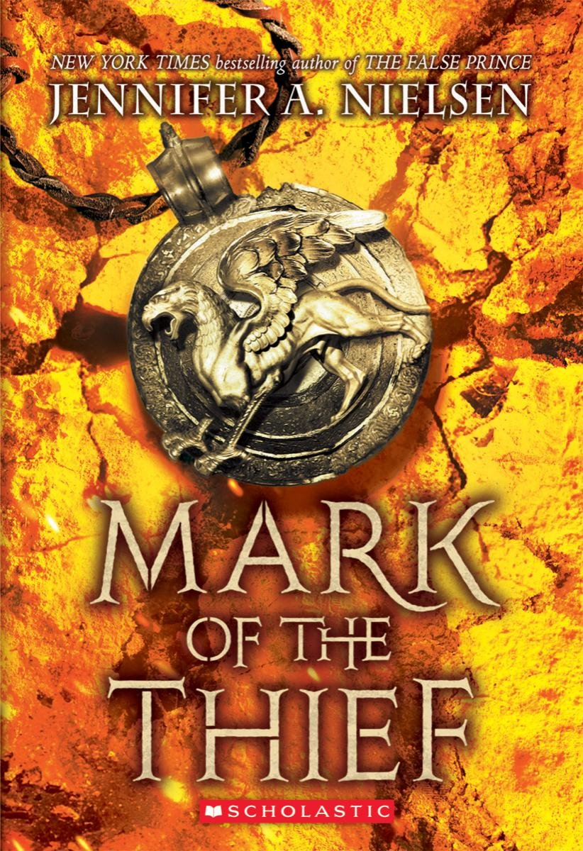 Image result for mark of the thief