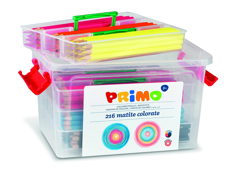 Primo p507mat216 Buntstifte (216 (216 (216 Stück) B00IXJ56XG   Ausgewählte Materialien  0f6194