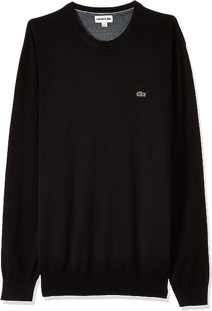 TALLA L. Lacoste suéter para Hombre