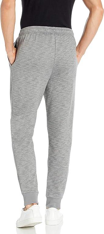 Amazon Essentials – Pantalón de chándal de forro polar para hombre ...
