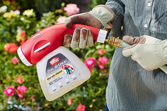 Amazon Ortho Dial N Spray Multi Use Hose End Sprayer Pet