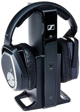 2b493d70117 Sennheiser RS165 Vibrant Sound Wireless Headphones: Amazon.co.uk ...
