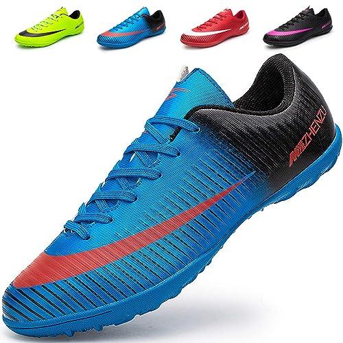 Lace Up Professionelle Jungen Kinder Fußball Schuhe Outdoor