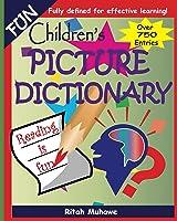 Fun Children's Picture Dictionary (English