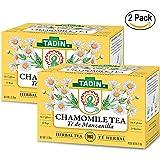 Tadin Manzanilla Chamomile Tea, 24 ct (Pack of 2)