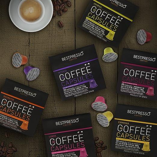 Bestpresso Coffee Espresso Variety Pack
