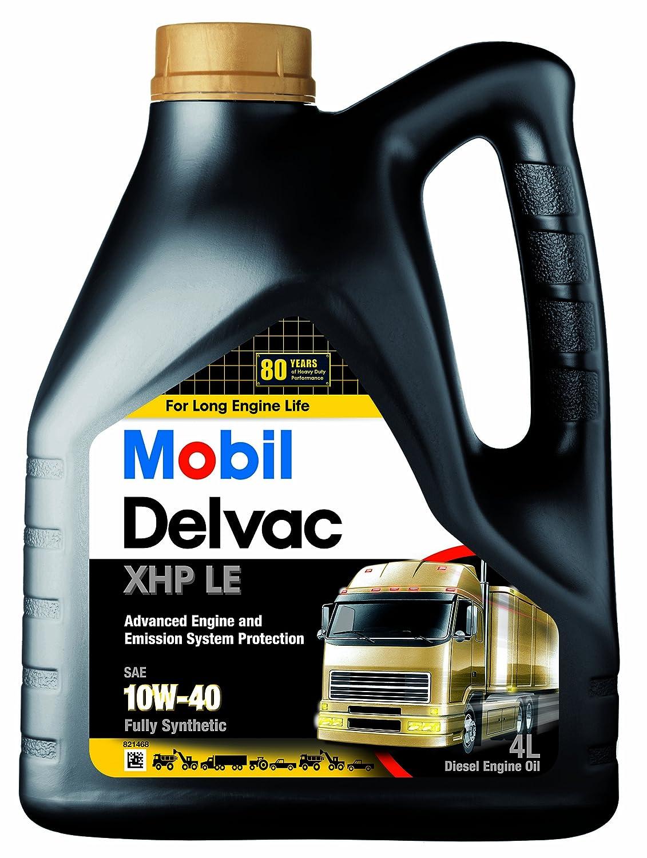 Aceite Camion Mobil Delvac XHP LE 10w40 4Ltr: Amazon.es ...
