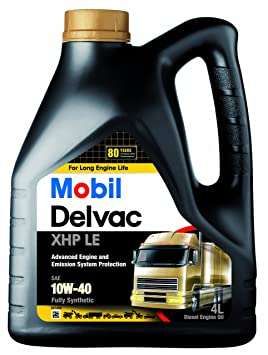 Aceite Camion Mobil Delvac XHP LE 10w40 4Ltr