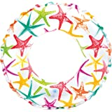 Intex Lively Print Swim Rings - Stars, Multi Color