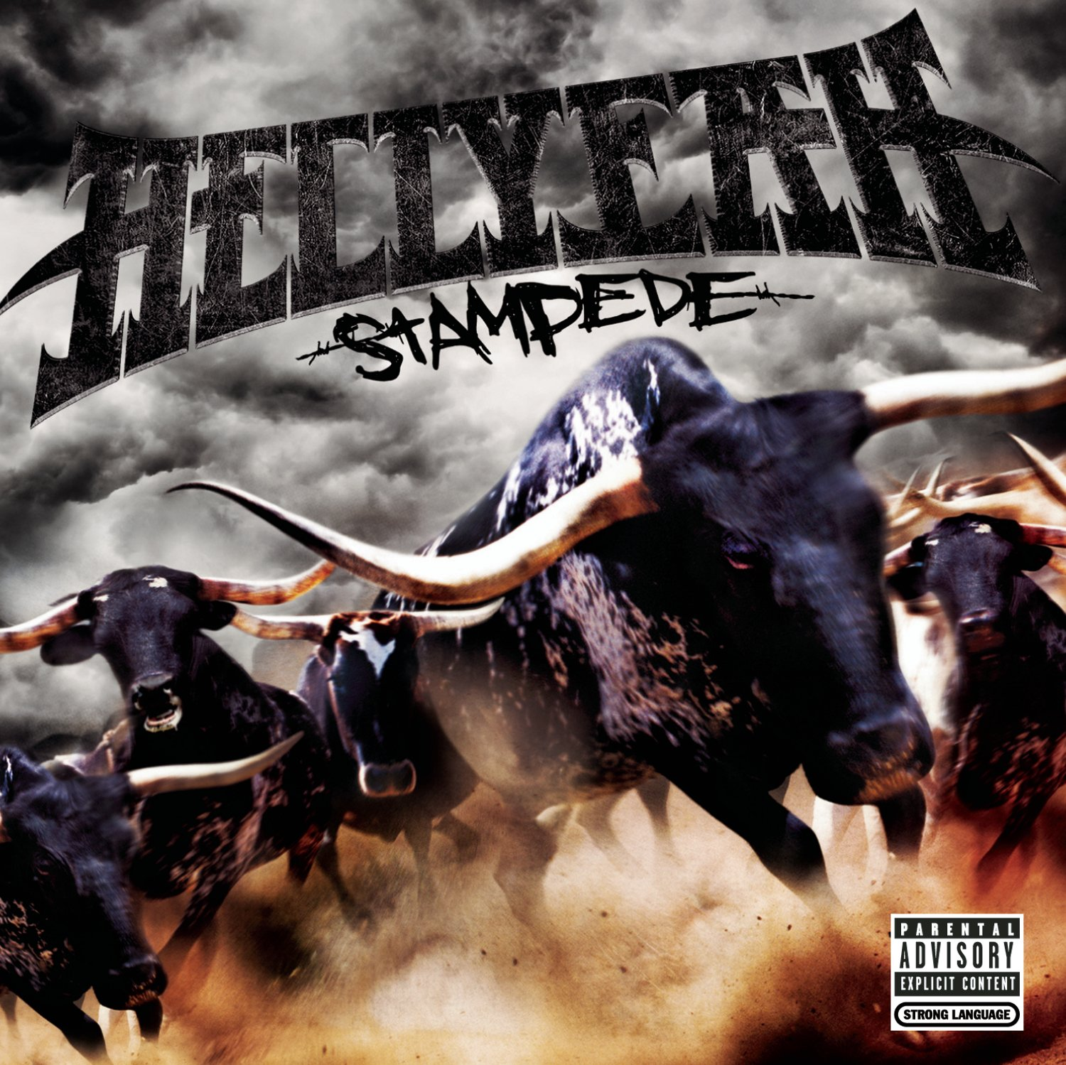 hellyeah stampede amazon com music
