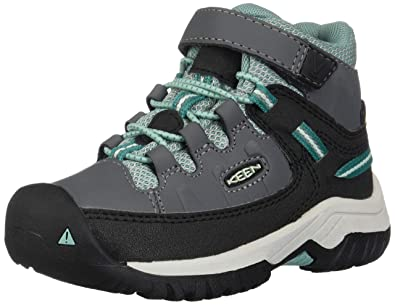 Amazon.com  Keen Kids Womens Targhee Mid WP (Toddler Little Kid)  Shoes 5aee547ee2
