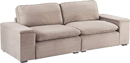Amazon.com: Truly Home UPH20136C Set Modular Storage Sofa ...