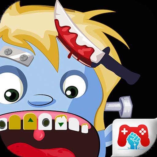 Halloween Dentist - Kids Game -