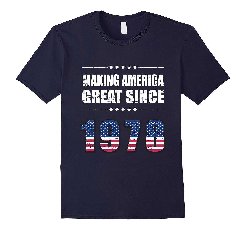 Funny 1978 39th Years Old Birthday Gift 1978 Birthday Shirt-T-Shirt