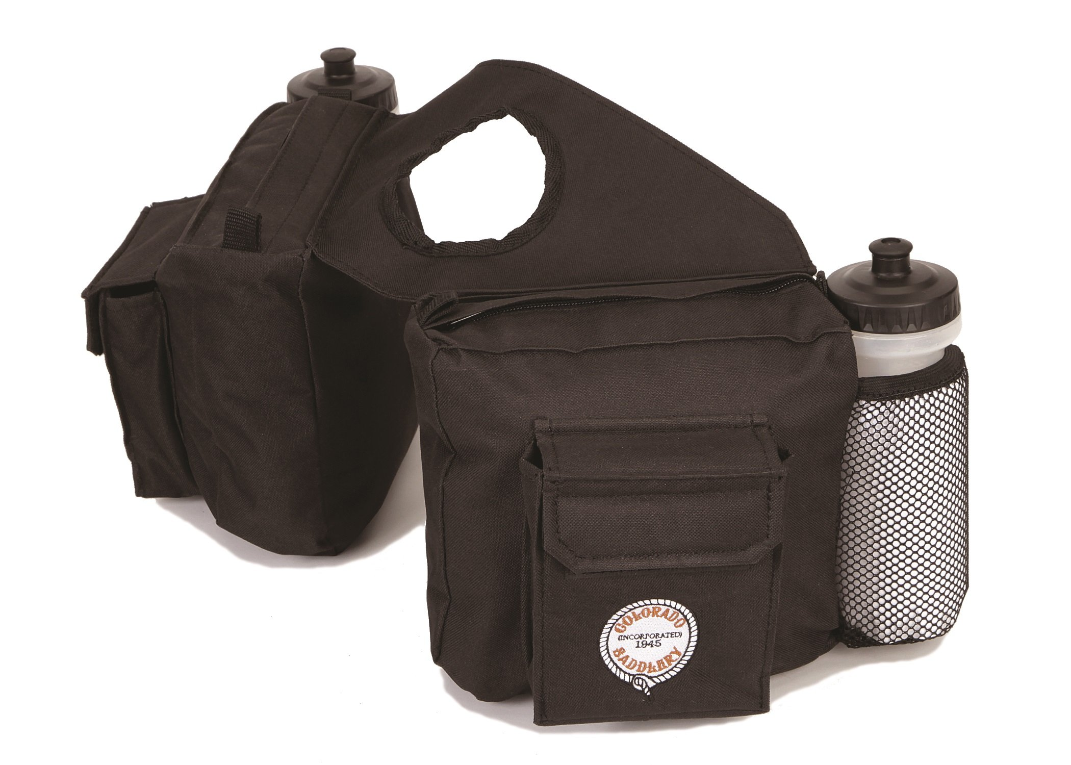 Colorado Saddlery The 1-164 Ultra Rider 6 Pocket Horn Bag