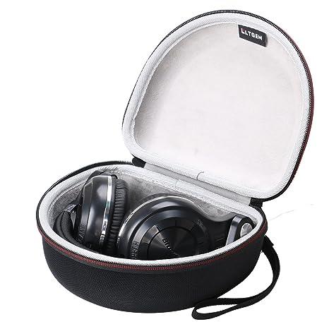 LTGEM EVA Hard Case para Bluedio T2 T2S T2 plus Turbine auriculares bluetooth cascos inalámbricos con