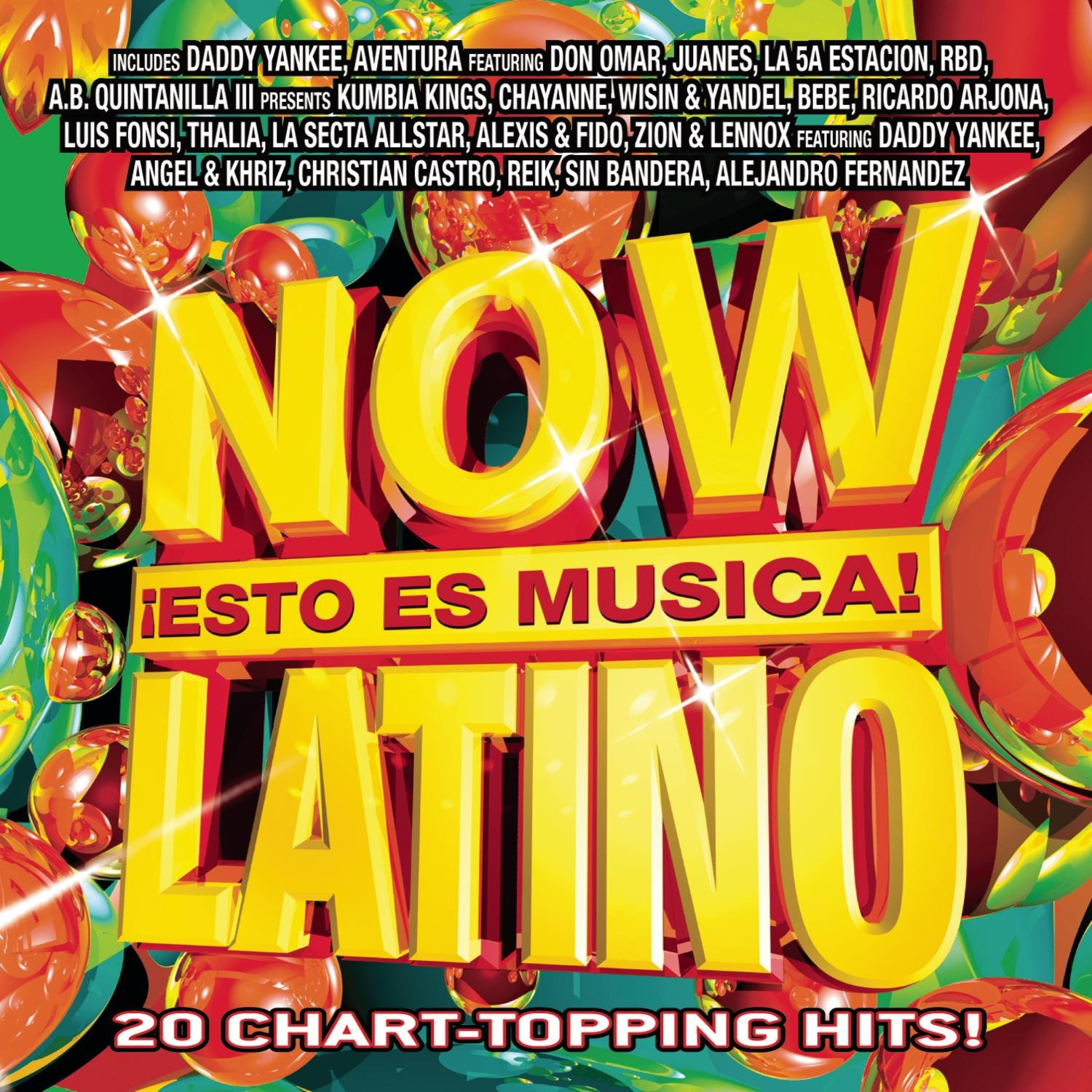 NOW Latino by Sony Legacy